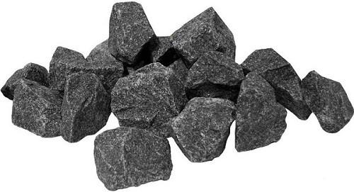 Внешний вид камня габбро-диабаза