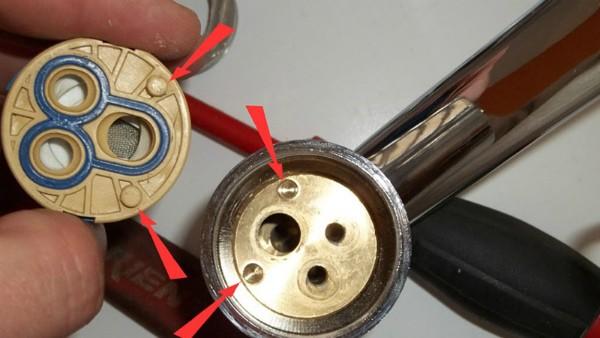 Выполнить ремонт смесителя своими руками несложно
