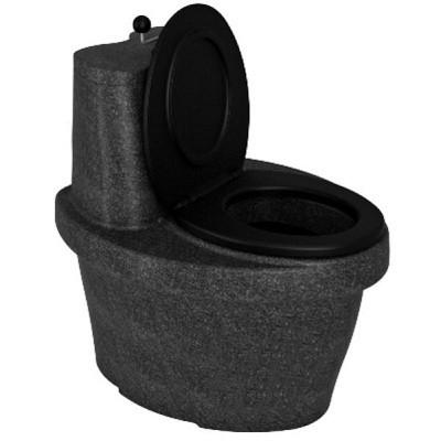 Вид туалета Rostok-комфорт