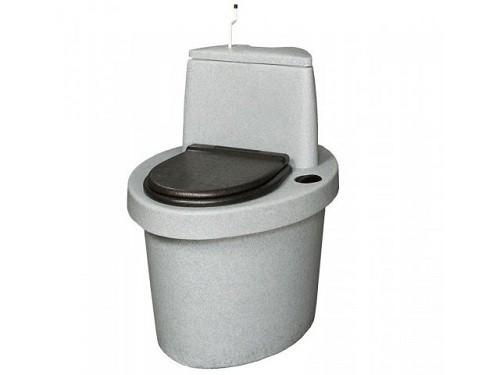 Внешний вид торфяного туалета экоматик