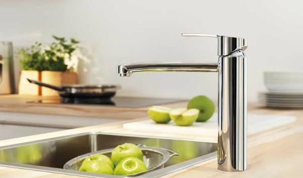 Современные смесители для кухни отличаются высоким качеством и надежностью
